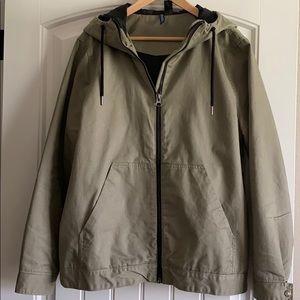 H&M zip up jacket
